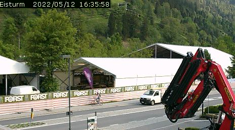 Live Webcam Eisturm Rabenstein